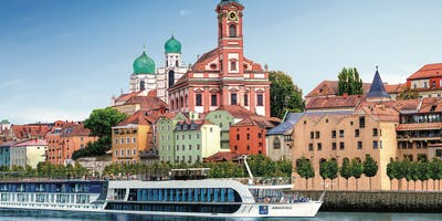 Europe River Cruising Event - 6pm, Monday 25th March - Sferas Function Centre
