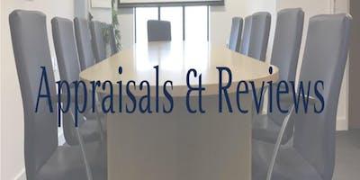 Appraisals & Reviews Training