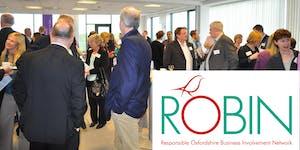 ROBIN Networking event September 2019