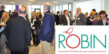 ROBIN Networking event September 2019 tickets