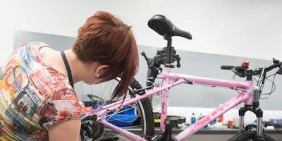 Basic bicycle maintenance [Tameside]