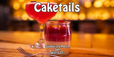 Caketails - Cakesmith and The 18th Amendment Bar