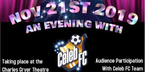 An Evening With - CELEB FC