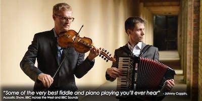 Sturla and Philip Folk Duo