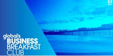 Global's Business Breakfast Club - July tickets