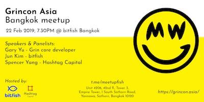 Grincon Asia - Bangkok - co-hosted by Hashtag Capi