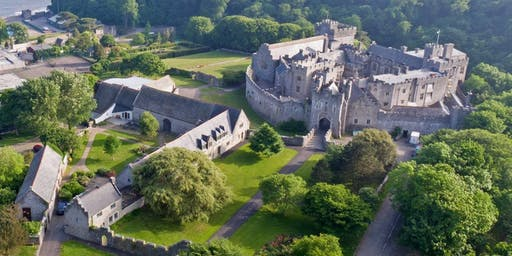 Guided tours at St Donat's Castle