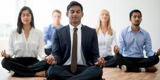 Meditation, Mindfulness and Soundbaths (Marischal College) - £5