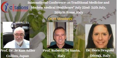 International conference on Traditional medicine and Modern Medical Healthcare