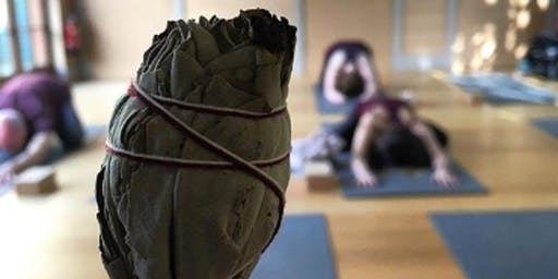 Vinyasa Yoga with Sarah - CLASS PACK OF 10 FOR THE PRICE OF 9