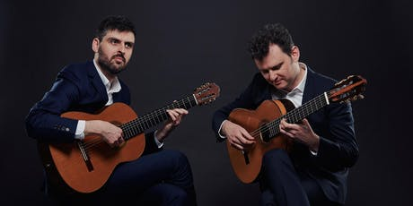 Peninsula Grammar PRESENTS The Grigoryan Brothers tickets
