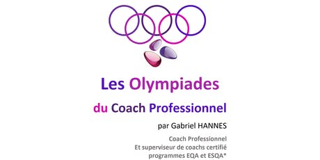 Lyon Olympiades 10 Octobre 2019 - Séquence 3 - Les 6 situations de la méta communication (fondamental certification) tickets