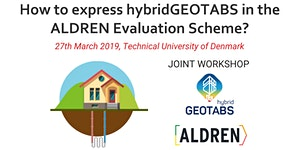 hybridGEOTABS & ALDREN Workshop