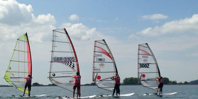 BCYC RYA Start Windsurfing Course (2 days) 2019 - Register Interest