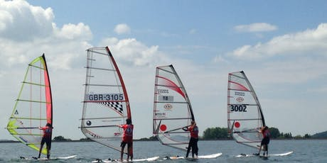 BCYC RYA Start Windsurfing Courses (2 days) during 2019 - Register Interest tickets