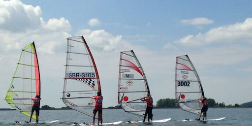 BCYC RYA Start Windsurfing Courses (2 days) during 2019 - Register Interest