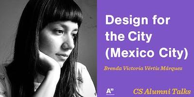 CS Alumni Talks: Brenda Victoria Vértiz Márquez