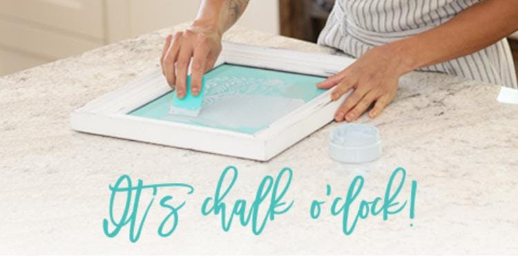 Learn to Chalk for only $5 Bucks