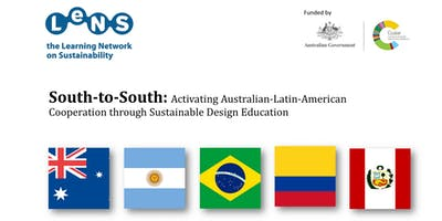 South-to-South Lecture & Student Workshop in Mar del Plata