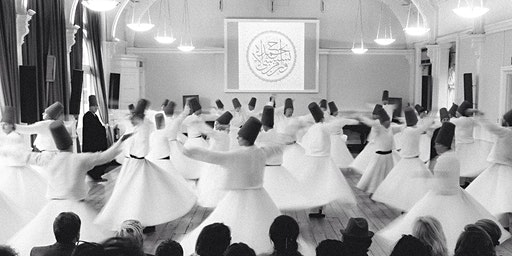Whirling Dervish Ceremony and Rumi & Friends Poetry Group