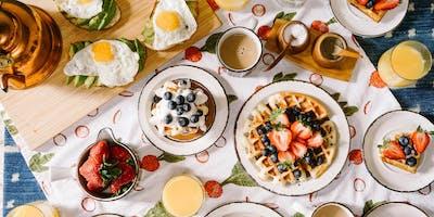 STARTUP your day #2 - Frühstück bei borek.digital