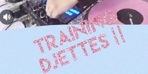 Scène ouverte - Training DJxttes