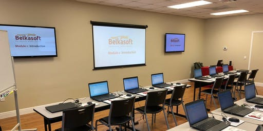 Belkasoft ONLINE Training Certification Course