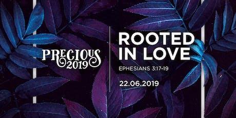 PRECIOUS 2019 tickets