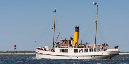 Post- und Passagierschiff PRINZ HEINRICH