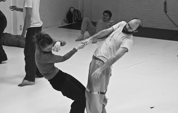 Physical Theatre Course - Spring Term
