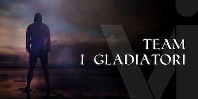 I GLADIATORI-PREARENA SEZIONE NORD-17FEBBRAIO