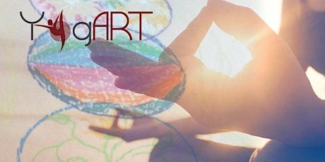 YogArt: Mandala Art & Chakra Work tickets