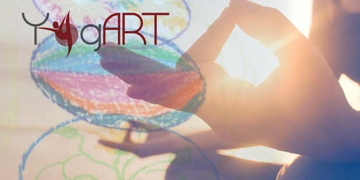 YogArt: Mandala Art & Chakra Work