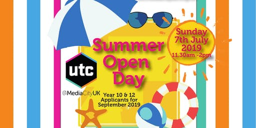 UTCMediaCityUK Open Day