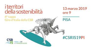 Il Salone della CSR e dell'innovazione sociale - Pisa