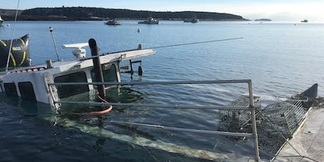 Lecture: Tow Salvage or Vessel Recovery?  An Introduction to Salvage Laws at Work tickets