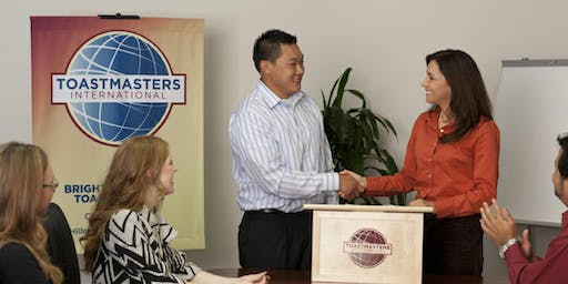 Toastmasters Meeting in Huntsville