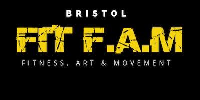 Bristol Fit F.A.M - Fitness, Art & Movement Weekend