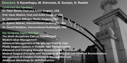 The Multidisciplinary, Orthopaedic and Vascular Reconstruction of the Charcot Foot