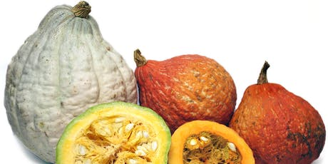 Vegetarian Cooking - Fall Vegetables tickets