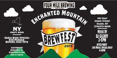 Enchanted Mountain Brewfest 2019