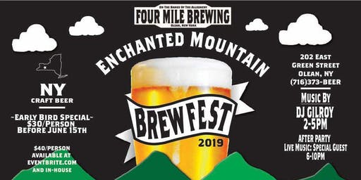 Enchanted Mountain Brewfest 2019