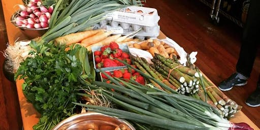 Baltimore Farmers Market Brunch