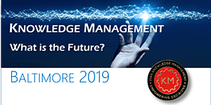 DoD and Federal Knowledge Management Symposium 2019