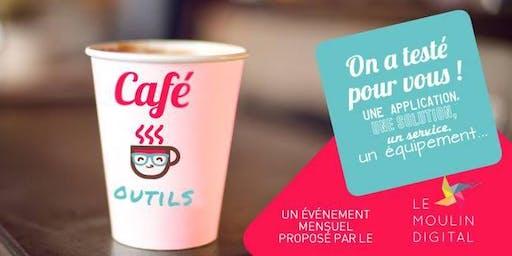 Café Outils 3 : Créez votre vidéo avec votre mobile !