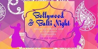 Bollywood Balti Night at Kuti\