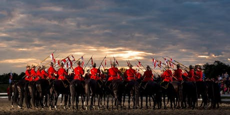 RCMP Musical Ride - Rocky Mountain House tickets