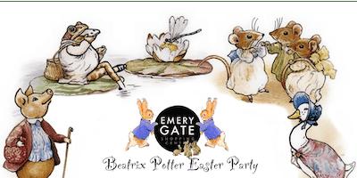 Beatrix Potter Easter Party