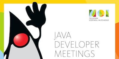 Java Developers' Meeting - Amazon AWS e Machine Learning