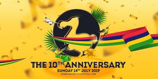 Mauritius Open Air Festival 2019